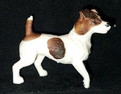 VINTAGE BREYER REEVES JACK RUSSELL DOG FIGURINE 1999