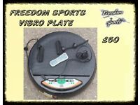 Look Good Feel Great Vibration Plate GOOD CONDITON PLEASE READ £40