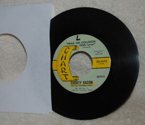 Shorty-Bacon-and-the-Scrambled-Eggs-45-rpm-record-Stand-Up-Fool-Chart-Records