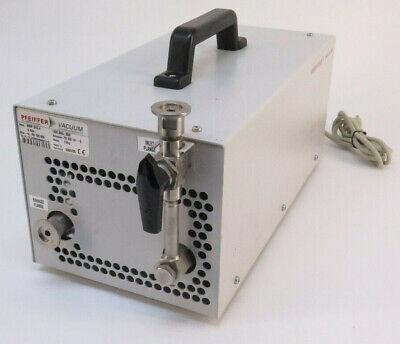 Pfeiffer Mvp 015.4 Pk T05 066 4-stage Oil-free Diaphragm Vacuum Pump 120v 60hz