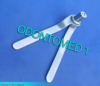 Safety Pin Cutter 3 Holes Surgical Orthopedic Instruments