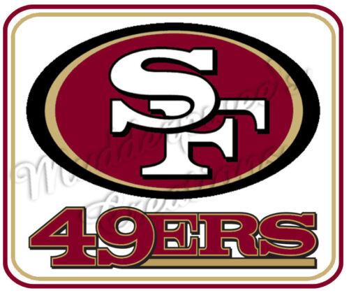 San Francisco 49ers Mousepad