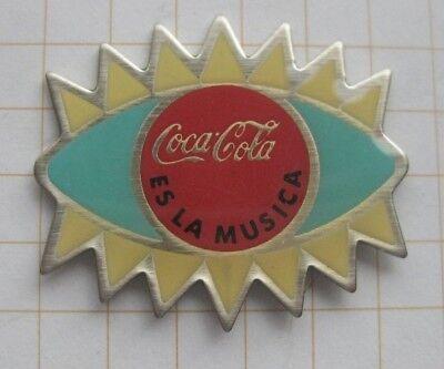 COCA-COLA / ES LA MUSICA  ................................. Pin (133i)
