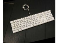 Apple retro USB Keyboard - White