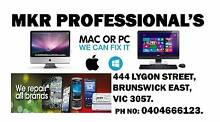 COMPUTER REPAIR / LAPTOP REPAIR / MOBILE REPAIR / PS3/XBOX REPAIR Brunswick East Moreland Area Preview