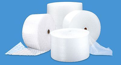 2 Roll White Large Bubble Wrap 500mm X 45m House moving Posting Packaging Parcel