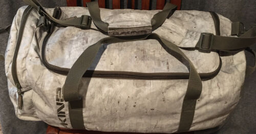 Dakine Eq Large Duffle Bag 51L Green / White - $30.00