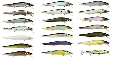Megabass Ito Vision Oneten 110 Suspending Jerkbait 4 1/3 inch Bass Fishing Lure 1 Inch Lure