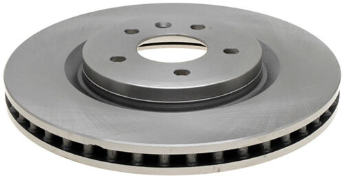 ACDelco 18A936A Advantage Non-Coated Front Disc Brake Rotor