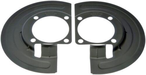 Brake Dust Shield Front Dorman 924-492