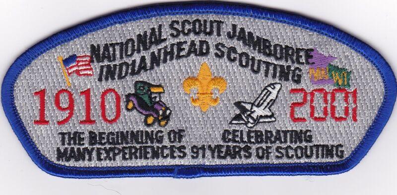 Indianhead Council JSP - 2001 National Jamboree