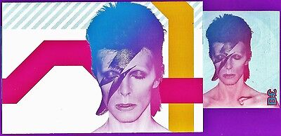 England / David Bowie / Brixton - £10 note, UNC. Local Currency in Bowie Cover.