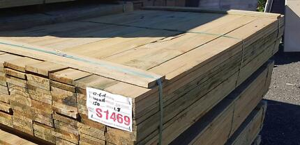Fencing - Factory Second Pine Palings - CHEAP! Good Quality Darra Brisbane South West Preview