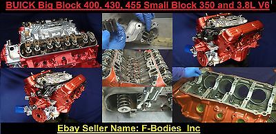 Dvd How To Rebuild A Big Block Buick Engine Video Small 3.8l V6 Motor Overhaul