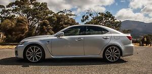2010 Lexus ISF V8 (311KW/505NM) South Hobart Hobart City Preview