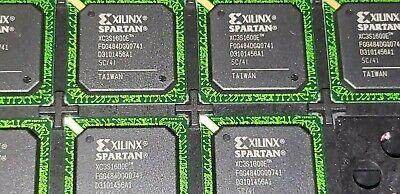 Xilinx Xc3s1600e-4fgg484i Spartan-ii Fpga 376 Io 484fbga