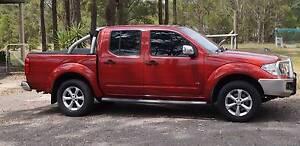 2012 Nissan Navara Ute Wallalong Port Stephens Area Preview