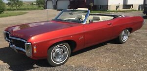 PRIVATE SALE!  IMMACULATE 1969 IMPALA CONVERTIBLE - SHOW CAR!