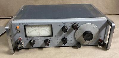 Hp 331a Audio Distortion Analyzer 5hz-600khz