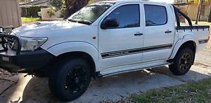 Toyota Hilux 2011 Gosnells Gosnells Area Preview