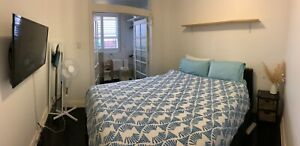 Fully furnished private room in rosebay apartment