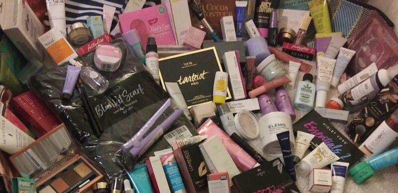 $100 Makeup Lot Beauty Bundle FabFitFun Boxy IPSY Ulta *READ DESCRIPTION!*