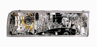 REXHALL ROSEAIR 1998 LEFT HEADLIGHT HEAD LIGHT FRONT LAMP MOTORHOME RV