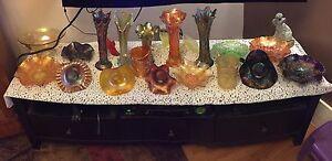 Classic Carnival Glass