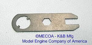 Original Holland Hornet Engine Glow Plug Wrench - Fits Cox 049