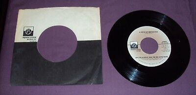 WALTER MURPHY - A FIFTH OF BEETHOVEN - PRIVATE STOCK  - 45 RPM - VG+