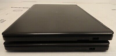Lot of 2 DELL E5450 I5-5200U@2.20GHZ 500GB HDD 4GB(1x4GB)@1600MHZ  (2A5.61.JK)
