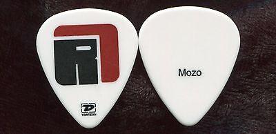 RELENTLESS 7 2009 Tour Guitar Pick!!! JASON MOZERSKY concert stage BEN HARPER