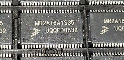 Freescale Mr2a16ays35 Mram 4mbit Parallel Interface 3.3v 44-pin Tsop-ii