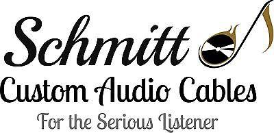 Schmitt Custom Audio Cables