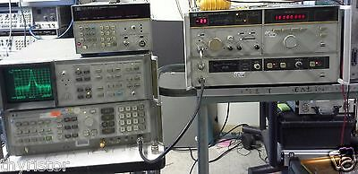 Hp8672s Rf Signal Generator 10mhz-18ghz 10dbm Works Great Latest Serial Number