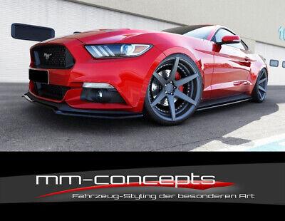 Racing Cup Spoilerlippe FORD MUSTANG MK6 GT
