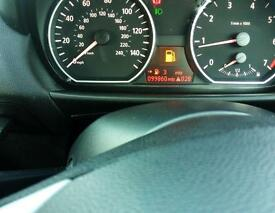 BMW1series 2005 petrol silver