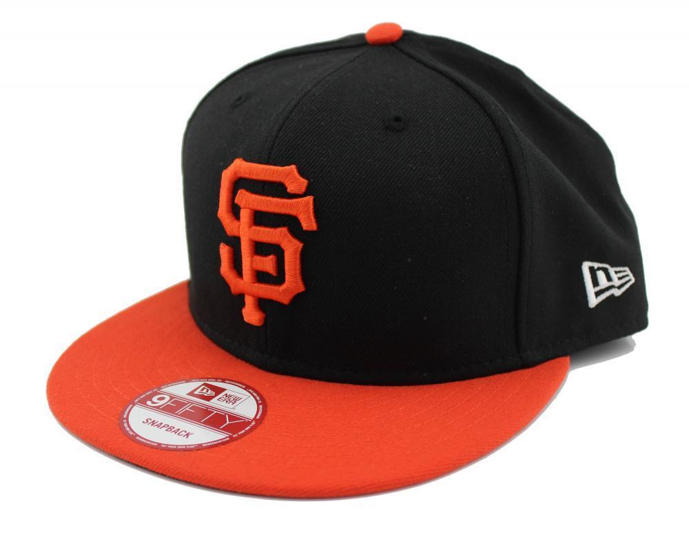 timeless design e2b4d 5f0a7 Details about San Francisco Giants New Era MLB Team 9FIFTY Snapback Cap  Genuine Merchandise