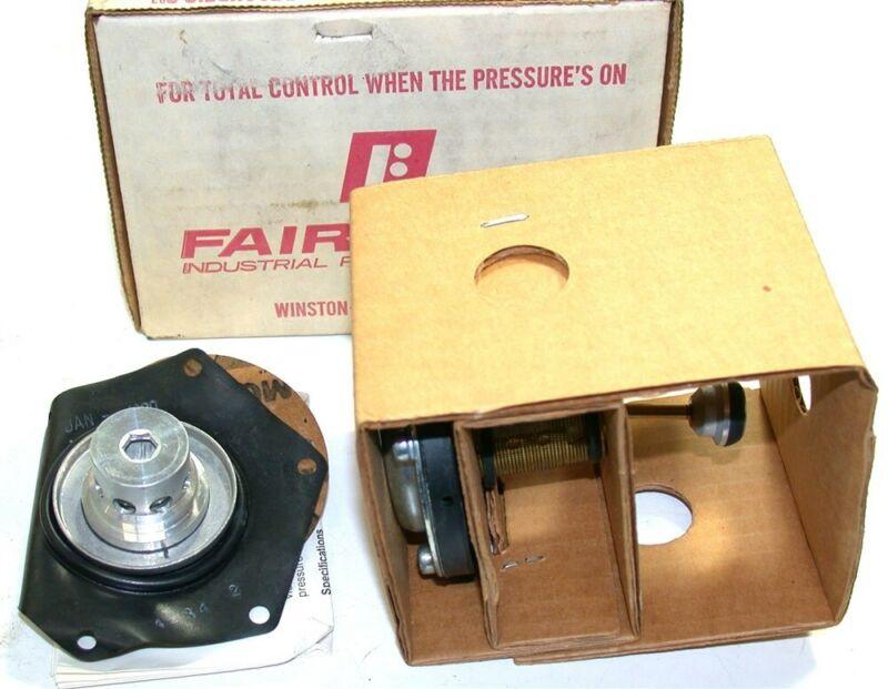 Fairchild Pressure Regulator Valve Rebuild Part Kit EA-12200 NIB