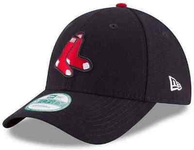 New Era Boston Red Sox Baseball Cap Hat MLB League 9Forty Alternate (Alternate Mlb Baseball Cap)