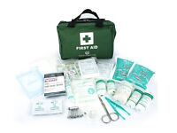 103 Piece First Aid Kit / Emergency Kit | Ideal for the Home / Car / Office / Camping & More