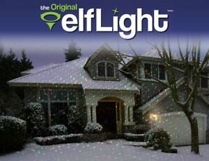 The Elf Light Christmas Lighting Originally $200.00 In Stores