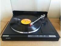 Sony PS-LX33 turntable.