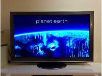 "PANASONIC TX-P50V20E - 50"" Top Range Plasma with THX certified screen."