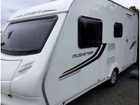 2010 Sprite Musketeer EB (Fixed Triple Bunks)