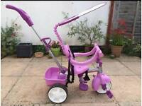 Pink kids trike. In very good condition. £35