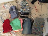 3-4 year old bundle of clothes