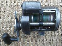 Fishing reel Daiwa as per photos