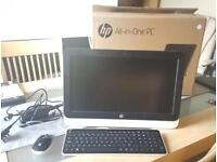 Hp all in one pc - boxed