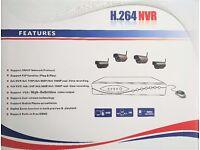 New 4CH 1080P H.264 P2P POE FULL HD CCTV NVR IP Network Video Recorder DVR Phone APP Motion Email